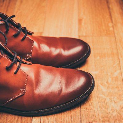 靴のお手入れをしておきましょう!